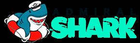 Admiral Shark casino logo