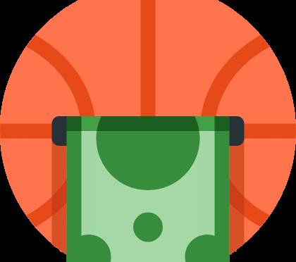 Basketball money